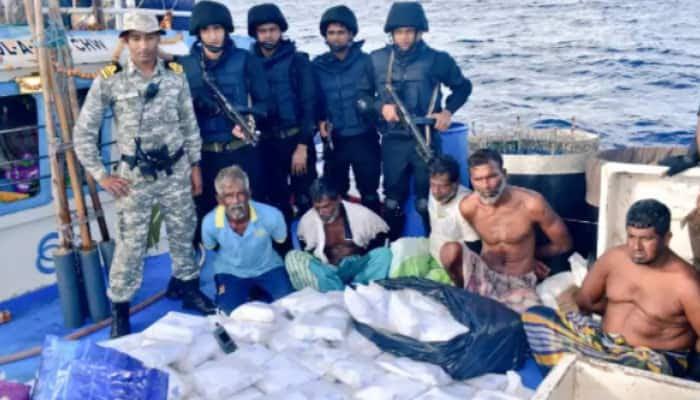 Sri Lanka, Maldives emerge as major destinations of drug cargoes originating from Gwadar